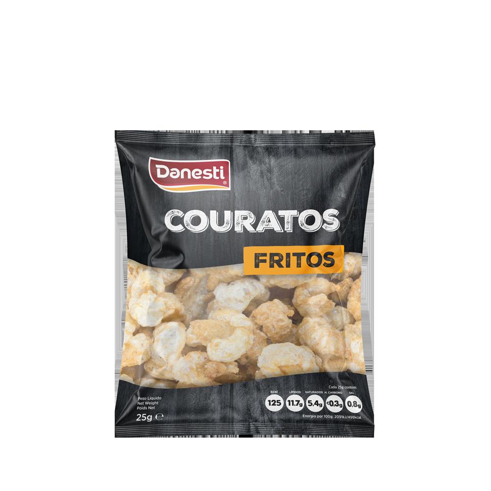 Couratos Fritos 25g